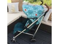 Mamas & Papas Urbo Bug Limited Edition Donna Wilson 'Fox' Stroller.