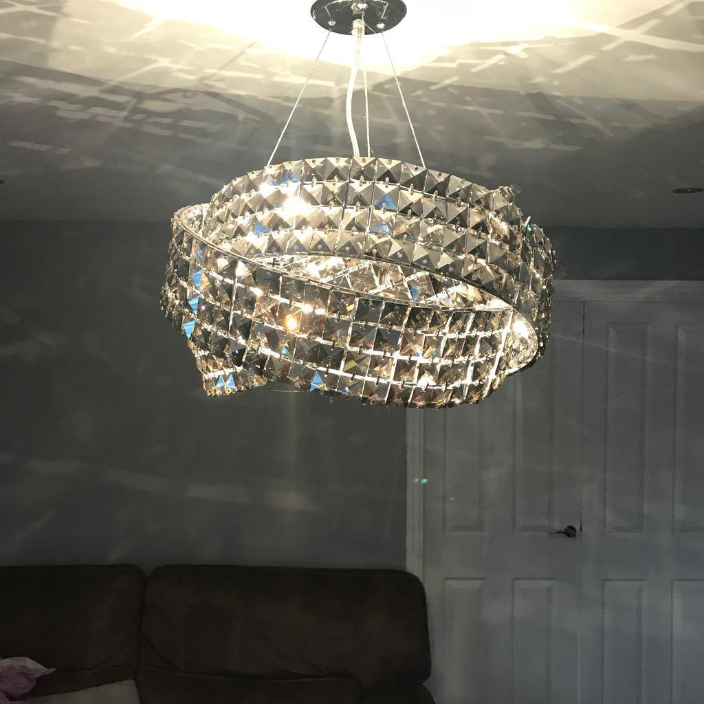 Stunning Next Venetian 5 Light Chandelier