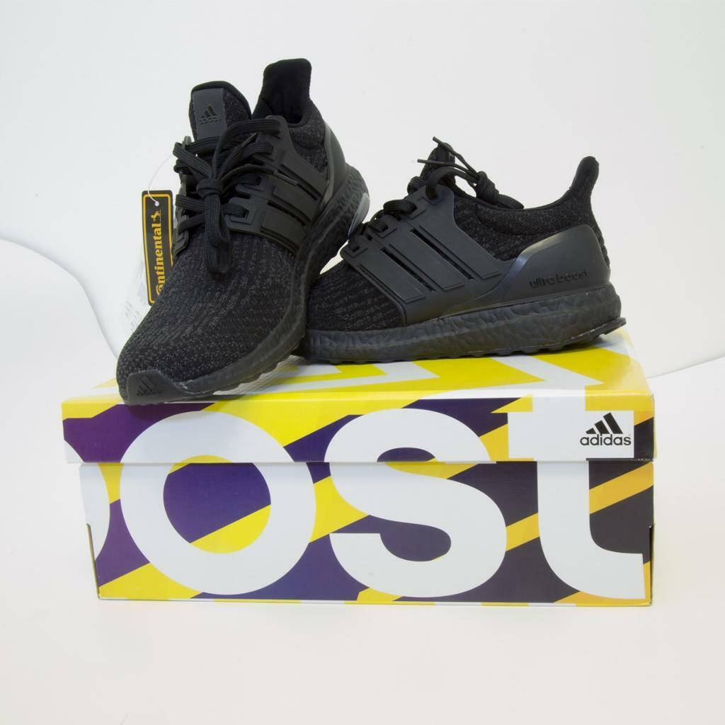 3426cb434 Adidas Ultra Boost 3.0 Triple Black Size 8 *XMAS UNWANTED GIFT* Boost NMD