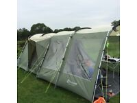 OUTWELL 4 Man tent with accessories