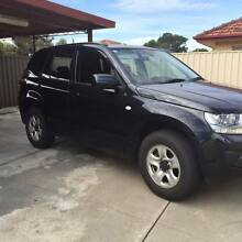 2013 Suzuki Grand Vitara Urban Wagon Richmond West Torrens Area Preview
