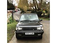 P38 Range Rover V8 HSE