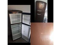 Gorenje Retro 80/20 Fridge Freezer