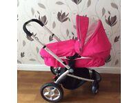 MY4 pram/stroller