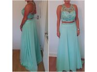 2 peice womens outfit size 10 - prom/wedding/occasion ouffit