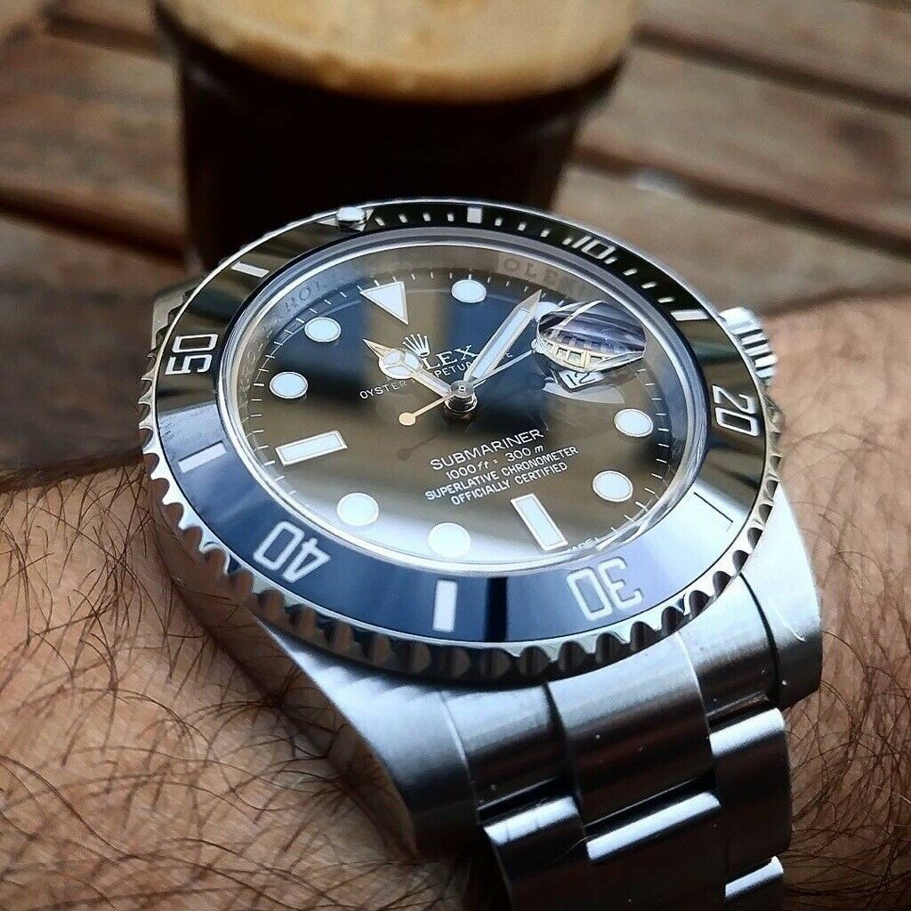Rolex Submariner V8 | in City of London, London | Gumtree