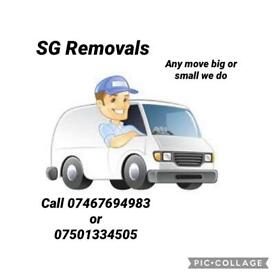 RELIABLE REMOVALS SERVICE, CALL, TEXT OR MESSAGE FOR A HASSLE FREE QUOTE