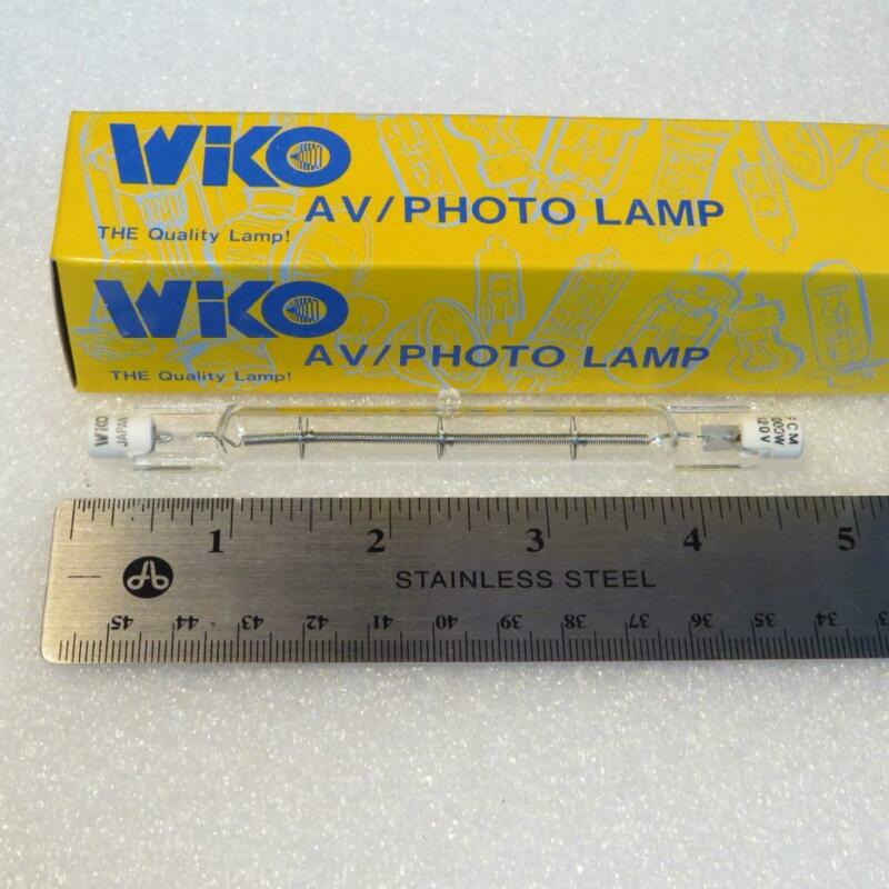 Wiko FCM Lamp Bulb 1000W 120V StageStudio Theater Spot Photography MadeJAPAN