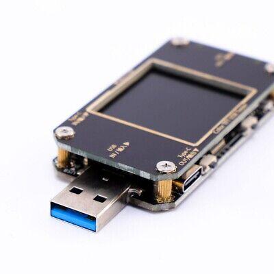 Us Usb Digital Power Meter Voltage Capacity Current Tester Ammeter Voltmeter