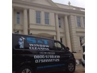 S&T Window Cleaning Traditional & Pure Water System