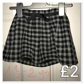 Girls clothes 2-3
