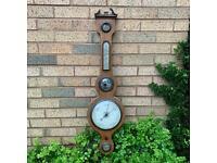 Banjo barometer for restoration