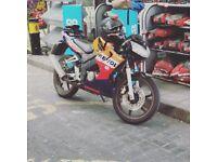 Cbr 125 cc swap