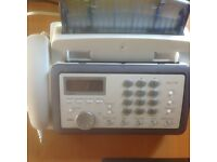 Brother T78 Ink-film Fax with Telephone Answering Machine