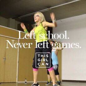 Acton Zumba® fitness in W3 every Monday with Samantha B