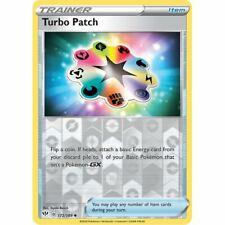 4x Turbo Patch 172//189 Darkness Ablaze Playset NM//M