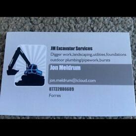 JM Excavator Services