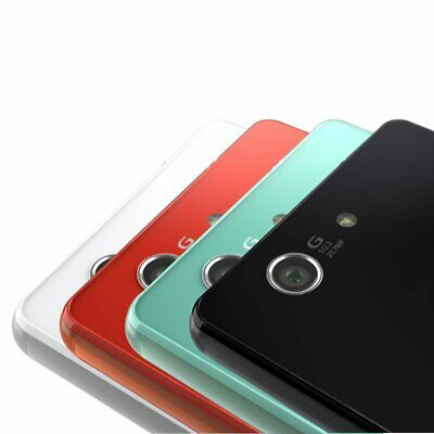 Neu *Ungeöffnet*  Sony Xperia Z3 Compact D5803 - 16GB Smartphone/Black/16GB
