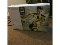 Xbox one s with Fifa BRAND NEW SEALED