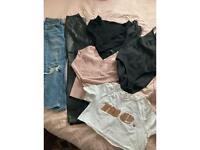 Girls bundle clothes size 8