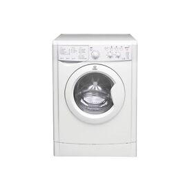 Indesit IWDD7123 7kg Wash 5kg Dry 1200rpm Freestanding Washer Dryer