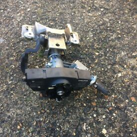 Corsa d 2008 steering lock with key vgc 07594145438 sell
