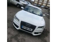 REASONABLE PRICE!!!!! AUDI A5 1.8 T FSI S Line Special Ed 2dr (white)