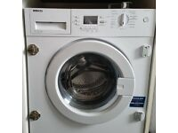 Beko Washing Machine WMI71641 (can be integrated)