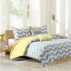 Full/Queen Gray Comforter Sets