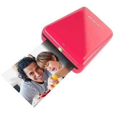 Polaroid Zip Instant Mobile Printer (Red)