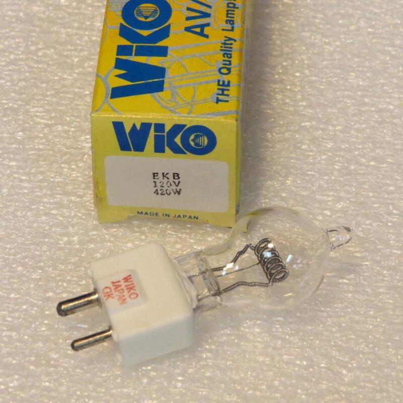 WIKO EJV 120V 420W Projector Projection Lamp Bulb AVG Life 75Hrs Made in Japan
