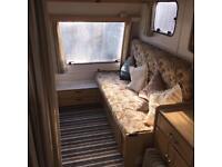 Excellent 5 berth caravan