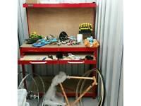 Bicycle workshop sale