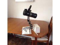 Tasco 800mm Telescope