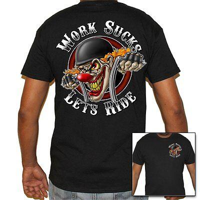 Stripper T Shirts (T Shirt cycles Shirt Skull Motorcycle no Harley Stripper funny Biker work)