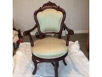 Reproduction Swivel Chair