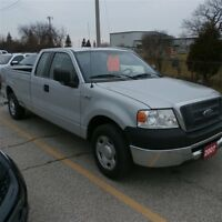 2007 Ford F-150 EXTENDED-CAB LONG BOX