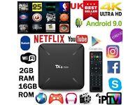 Iptv box 4k | TV Reception & Set-Top Boxes For Sale - Gumtree