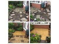 Top View Landscapes & Construction Decking.Fencing.Paving.Garden Tidy Up.Turfing