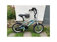 Dawes Blowfish child bike 14 inch wheels