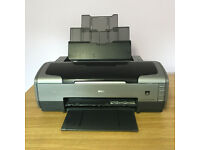 Epson Stylus Photo Printer 1400 & Epson Stylus Photo Printer R1800 - for parts/repair - BOTH for £80