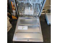 CDA Integrated Dishwasher