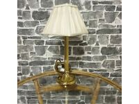 Bhs Brass Table Top Lamp