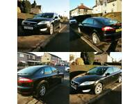 2008 Ford Mondeo 1999CC in Black