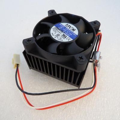 AVC C5010T12MV CPU Cooling Fan Heat Sink 3-Wire DC12V 586 Pentium 90 Type 3 Wire Cpu Fan