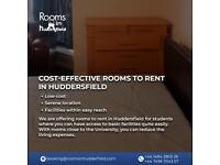 Cost-effective Rooms for Rent in Huddersfield