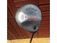 Callaway Golf Big Berth War Bird 11 Degree Driver RCH96 Regular Flex
