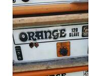 orange sl120 amp slave