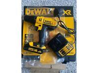 Dewalt XR li-ion 18v cordless drill brand new in box