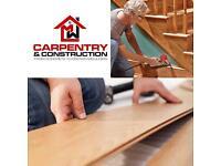 Carpentry & Constructions /Wardrobe -Plumbing -Extension -Painter - Kitchen -Floor -Loft -Tilling